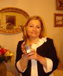 Małgorzata Tokarska, właścicielka Biura Podróży Accessible Poland Tours została wyróżniona w edycji konkursu 'Człowiek bez barier 2009', organizowanego przez Stowarzyszenie Integracja. Gratulujemy!